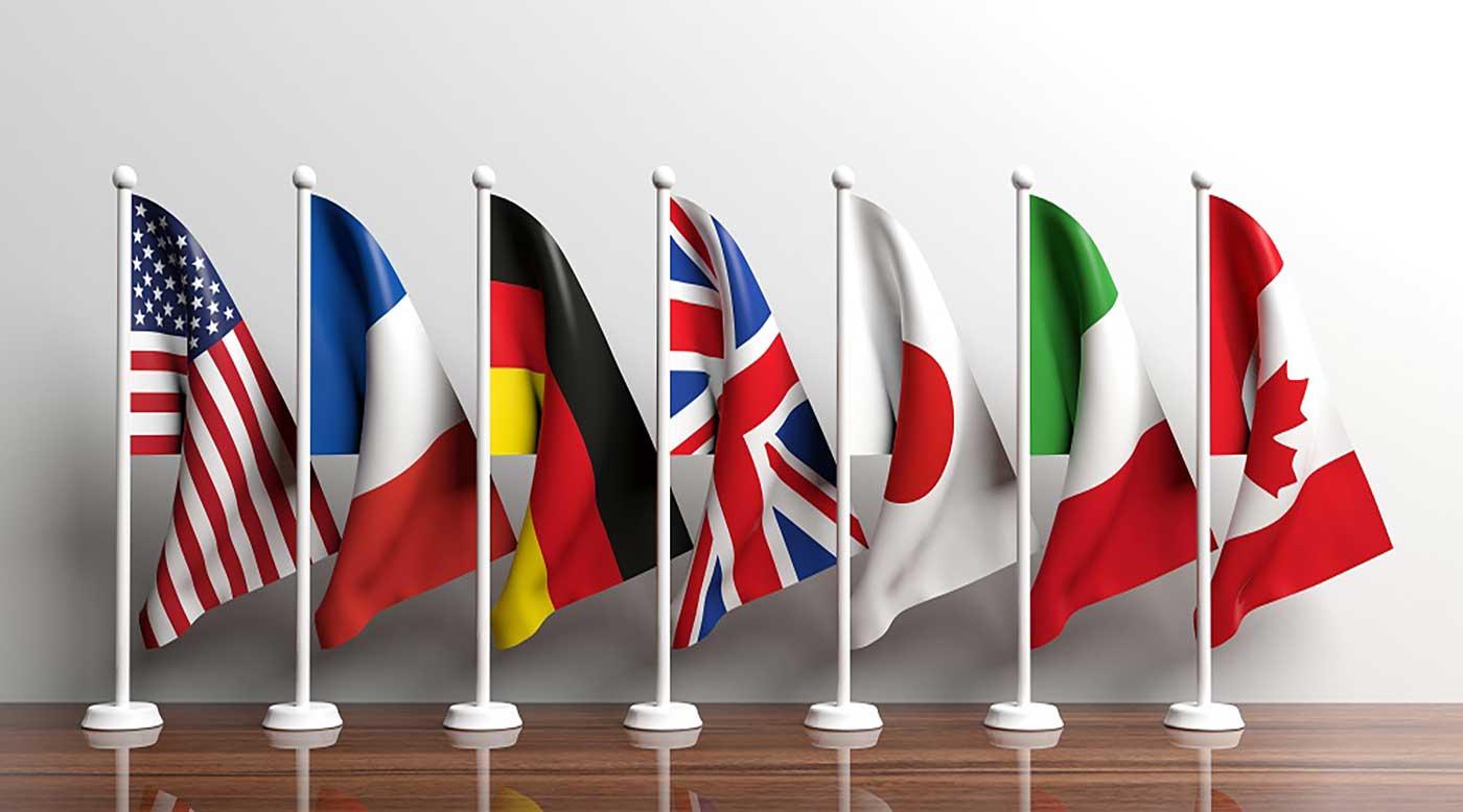 خلال اجتماعهم بالمشيشي: سفراء مجموعة الدول السبع يعبرون عن دعمهم واستعدادهم للوقوف الى جانب تونس في مجابهة الجائحة