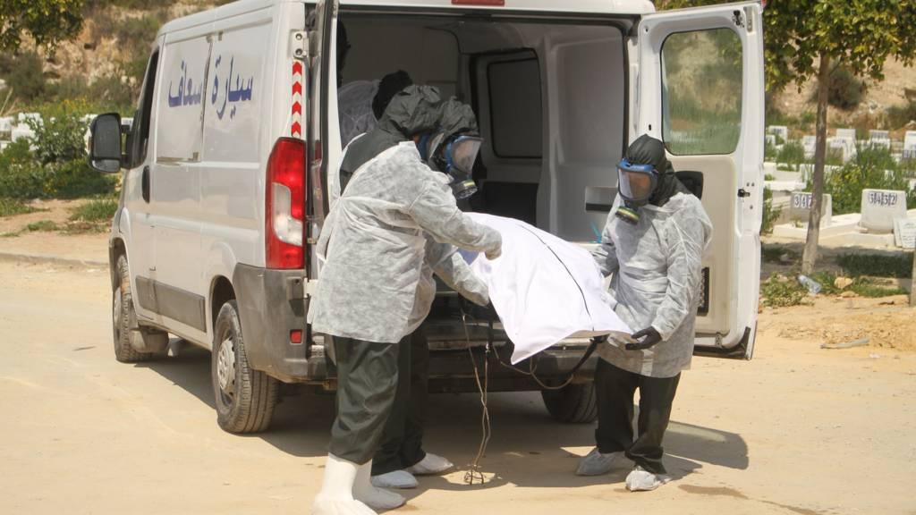 خلال شهر جويلية: تسجيل أعلى حصيلة وفيات بفيروس كورونا