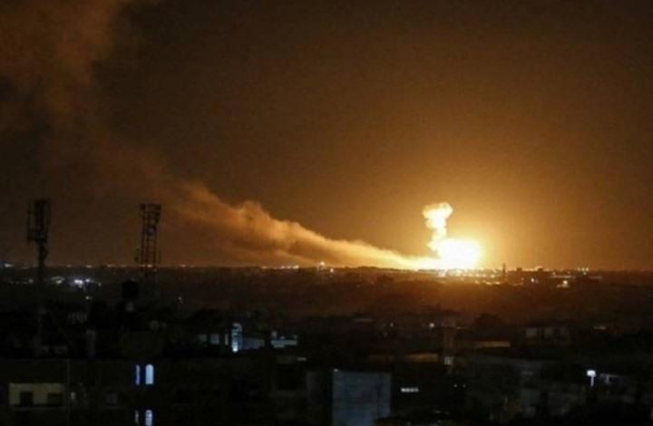 صواريخ متبادلة بين سوريا وجيش الاحتلال