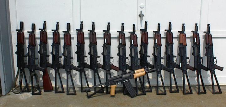 ليبيا : إحباط تهريب كمية كبيرة من الأسلحة