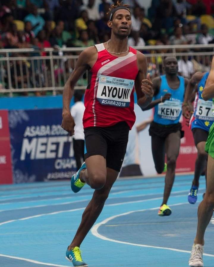 أولمبياد طوكيو : التونسي العيوني إلى النصف نهائي ..