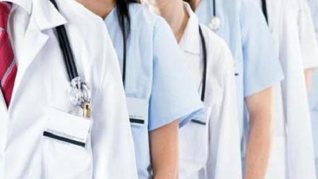 ترتيبات إضراب أطباء الصحة العمومية