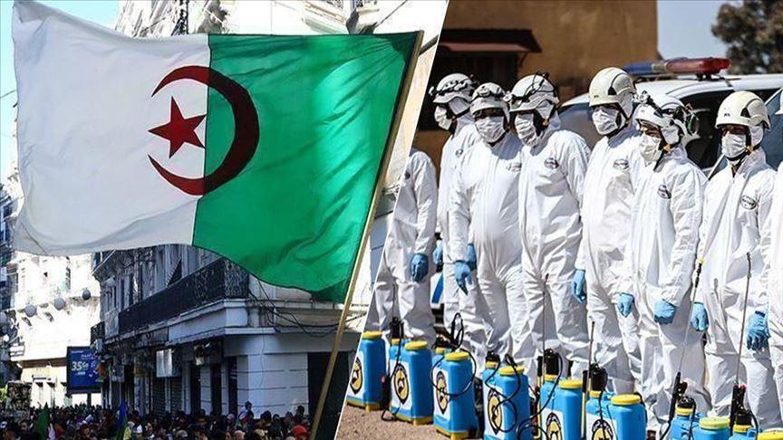 الجزائر تسجل 6 اصابات من سلالة كورونا الهندية