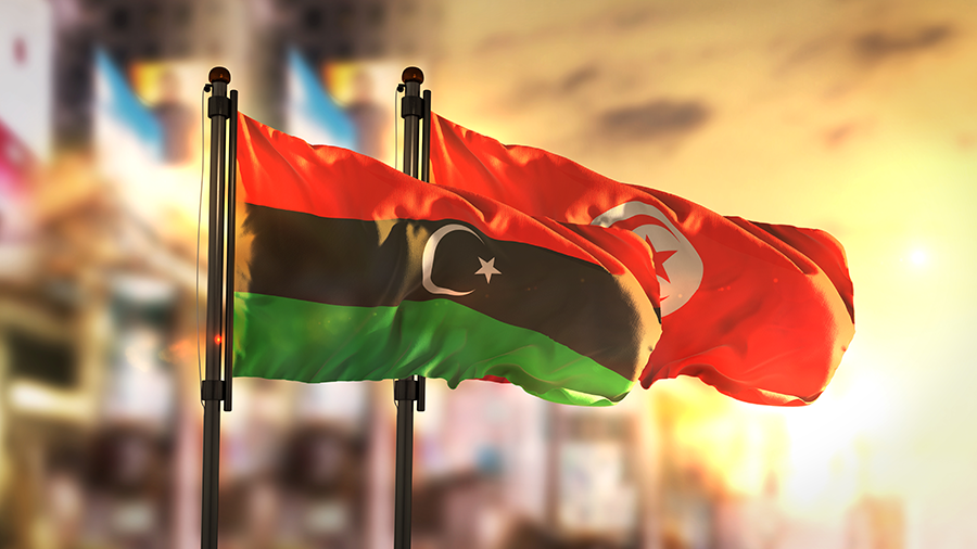 إحداث شركة تونسيّة ليبية للنقل البري للمسافرين والبضائع