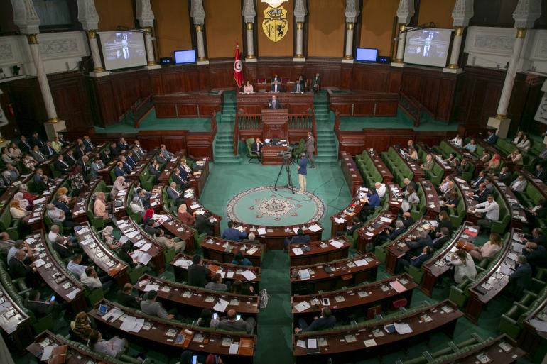 المصادقة على مشروع القانون المتعلق بإنعاش الإقتصاد وتسوية مخالفات الصرف