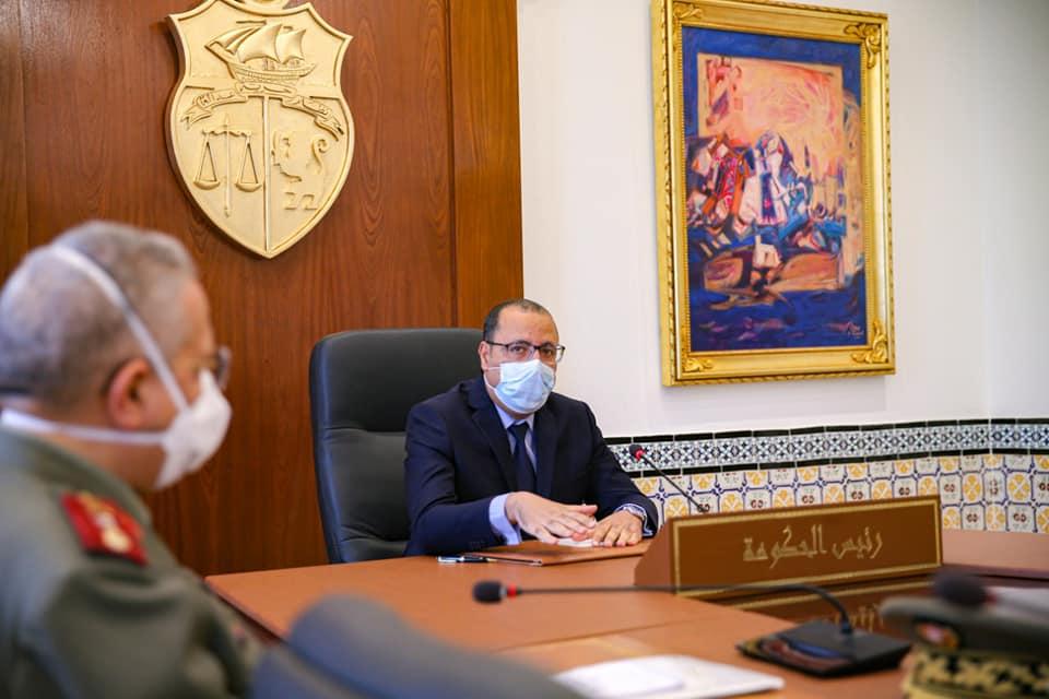 كورونا: المشيشي يأذن ببعث هيئة عليا استشارية تحت إشرافه