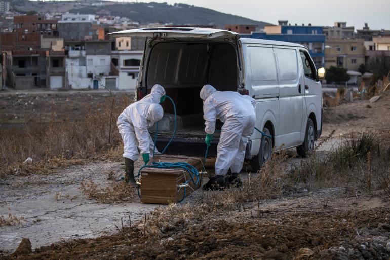 خطير :مؤشر الوفيات عن كل مليون ساكن ، تونس الأولى عالميا