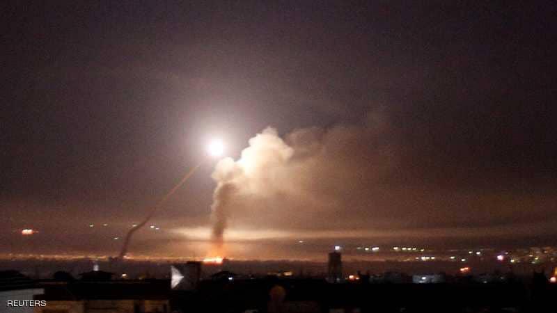 سوريا : عدوان صهيوني يحدث خسائر بشرية ومادّية