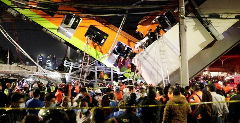 المكسيك : قتلى وجرحى اثر انهيار جسر وسقوط قطار