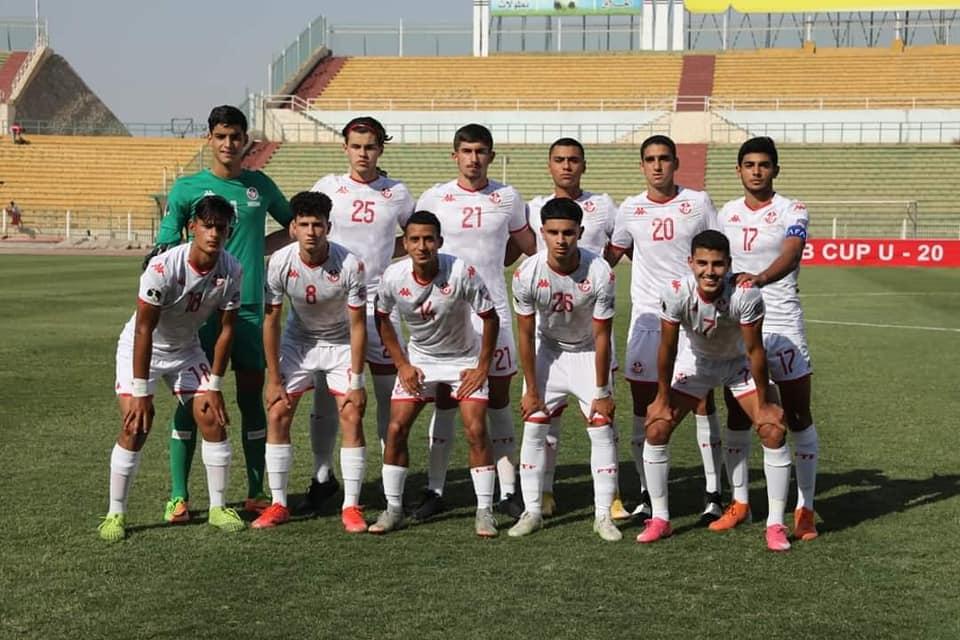 كأس العرب للمنتخبات أقل من 20 سنة : المنتخب التونسي يحقق ثاني إنتصارته ...