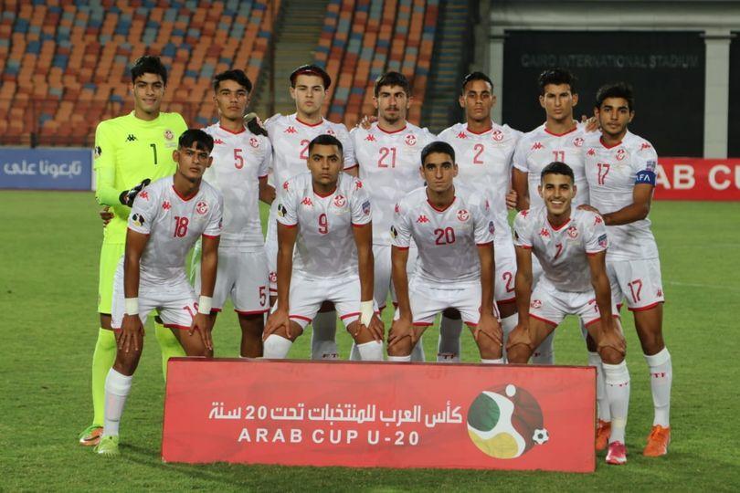 المنتخب التونسي يواجه اليوم الجزائر في نصف النهائي...