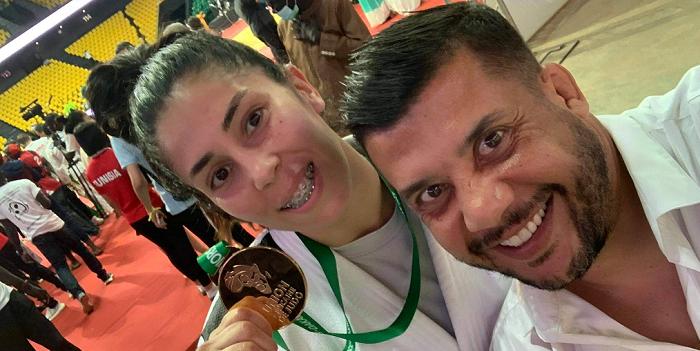 نهال الأندلسي تلتحق بركب الرياضيين و الرياضيات التونسيين المترشحين لأولمبياد طوكيو …