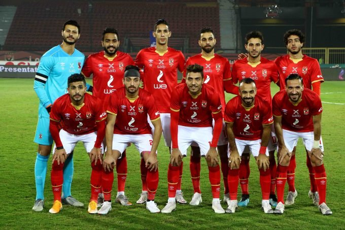 الأهلي المصري بطل دوري أبطال أفريقيا من جديد...