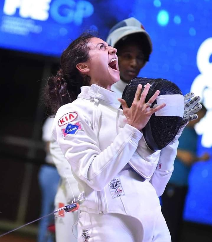 أولمبياد طوكيو : الليلة أولى مواجهات البطلة سارة بسباس...