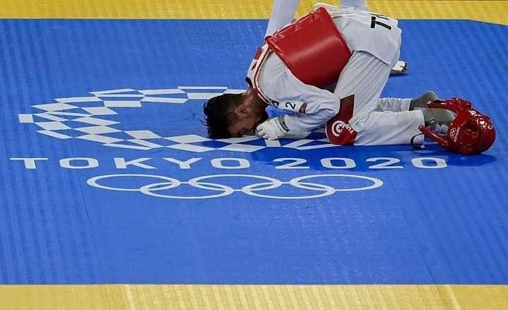 أولمبياد طوكيو  : الجندوبي في نصف النهائي...