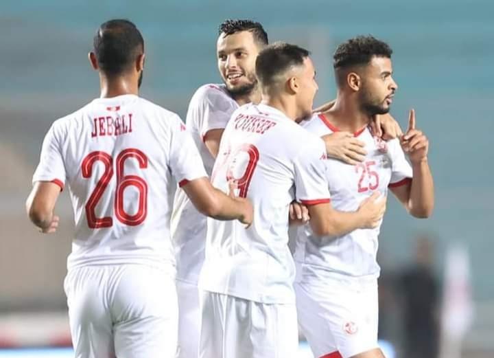 في مباراة ودية :تونس تحقق فوزا في اللحظات الاخيرة