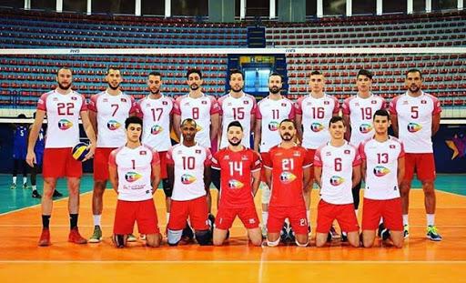 المنتخب التونسي للكرة الطائرة يختتم سلسلة مبارياته الودية …